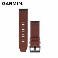 Garmin QUICKFIT 26mm 皮革錶帶
