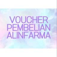 (hàng Mới Về) Kem Dưỡng Da Voucher Alinfarma Purchase Voucher