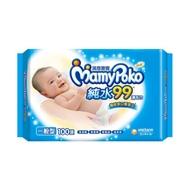 滿意寶寶濕紙巾 80/100 抽
