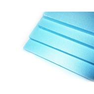 【找找美術】藍色珍珠板/60*90cm/高密度保麗龍板/珍珠板材/模型版/模型底板