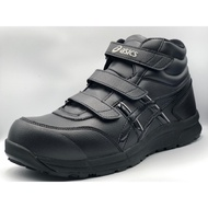Ready Stock Asics safety shoe highcut blackout edition