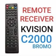 Remote receiver k. vision bromo C2000