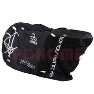 LOTUS 自行車加大型攜車袋含收納袋(29吋),不用拆後輪!