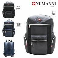 76-618 【NUMANNI 奴曼尼】輕休閒旅行多功能後背包 (三色)