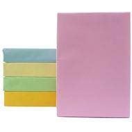 A5影印紙 粉彩色影印紙 70磅/一包500張入{促120} 噴墨紙 雷射紙 印表紙~冠