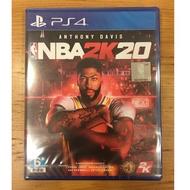 [三重波波電玩] 現貨+35000VC幣 PS4 NBA 2K20 一般版 中文版