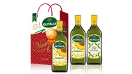【Olitalia奧利塔】義大利綜合禮盒(純橄+葵花共2罐/組)1組贈葵花油1000mlx1瓶