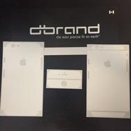 dbrand Matte White Skin iPhone 6