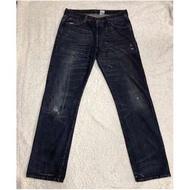 LEVI'S LEVIS 00501-0883 W34 L34 破壞髒汙直筒牛仔褲 501 502 505 523 522