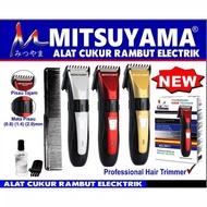 Alat Cukur Rambut Elektrik Wireless Alat Cukur Cas Listrik Mitsuyama