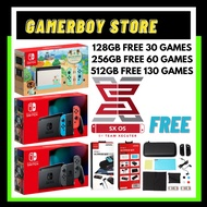 NINTENDO SWITCH V2 JAILBREAK SX CORE FREE GAME WITH FREE ACCESSORIES