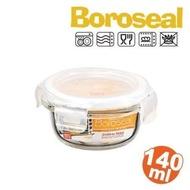 【Boroseal】樂扣玻璃保鮮盒140ML-圓形 _好窩生活節