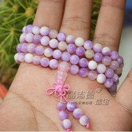 108顆佛珠手鏈 三色玉石手鏈 紫葡萄玉石手鏈 時尚新款玉髓手串