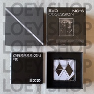 EXO OBSESSION Kihno Kit Unsealed Album
