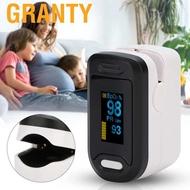 LED屏幕手指夾式脈搏血氧儀血氧監測儀