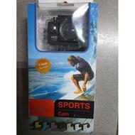 SPORTS Cam 1080P 黑色
