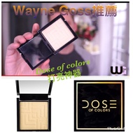 DOSE OF COLORS Supreme Glow Highlighter 打亮餅 Wayne Goss大叔推薦