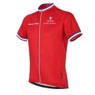 Nalini Pro Passo Ti 男性專業短袖車衣 紅色, 尺寸: M