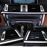 BMW 出風口裝飾貼 3系 GT 4系 1系 F30 F80 F31 F34 F32 F33 F36 沂軒精品A0366