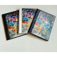 現貨 C0141 寶可夢 60格 神奇寶貝 卡匣收集冊 卡匣 tretta  收納書 收藏書 收藏冊 收納本 卡冊