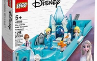 樂高積木 LEGO《 LT 43189 》Disney Princess迪士尼公主系列 - Elsa and the Nokk Storybook Adventures
