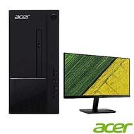 Acer TC-865 i5-9400/8G/512G 桌上型電腦+KA241Y 24型螢幕組合