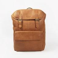 CALTAN-背包 後背包 旅行包 包包 皮製後背包 -5209ht