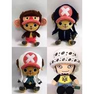 偉智-海賊王系列 喬巴變裝 魯夫娃娃