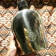 軍用水壺 金獅 不鏽鋼水壺 國軍水壺 收藏 老品 老物
