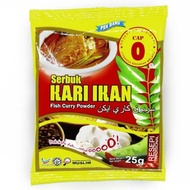 [Shop Malaysia] Spices Curry Cap O 25g Powder Curry Powder Curry Chicken Curry Powder