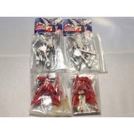 Gundam Collection DX4 鋼彈精選集  合售 阿姆羅NU鋼彈  夏亞 沙薩比