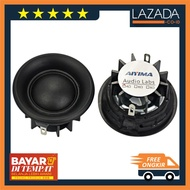 AIYIMA 2Pcs 1.5Inch HIFI Audio Portable Speakers 4ohm 6ohm 8ohm 10W