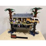 Lego 75810 怪奇物語 顛倒世界 已組