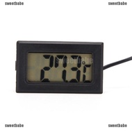 Mini LCD Digital Thermometer for Fridges Freezers Coolers Aquarium Chillers