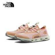 The North Face北面女款粉色抓地耐磨徒步鞋|48MB06Z