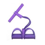 GOODSHOPสายยืดสำหรับออกกำลังกาย,ยางยืดออกกำลังกายแบบเหยียบสำหรับโยคะออกกำลังกายพิลาทิส
