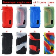 【Silicone case for Aegis Max】Silicone cover for Aegis Max Silicone rubber cover high quality with the Free lanyard