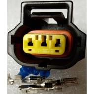 福特 Ecosport MONDEO Focus 發電機插頭 現代 Elantra MISTRA 日行燈插頭 霧燈插頭