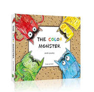 THE COLOR MONSTER (新品)