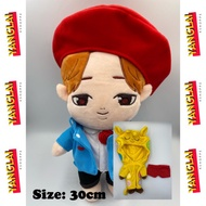 [ONHAND] BTS Jimin Doll by Fansite
