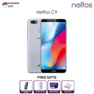 Neffos C9 [3GB RAM + 32GB ROM] - 2 Years Warranty By Neffos Malaysia
