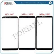 For 360 N7 Pro N7 Lite Front Outer Glass Lens Repair Touch Screen For 360 N7 N7pro N7lite 1803 1807 1809