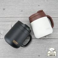 仙德曼316不鏽鋼濾掛咖啡杯350ml/480ml保溫杯手把水杯保冷杯-大廚師百貨