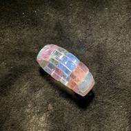 · 萬佛晶品 · 摩根石手排 稀有高檔冰種摩根手排 清透料摩根石 冰種摩根石