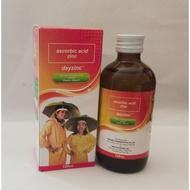 Ascorbic Acid + Zinc syrup 120ml DAYZINC