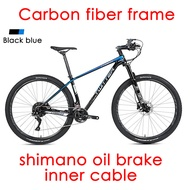 TWITTER 29re wheel 17.5 frame Carbon Mountain Bike 22 Speed MTB Bikes Bicycle for disc brake Shimano SRAM SX EAGLE-12S Components