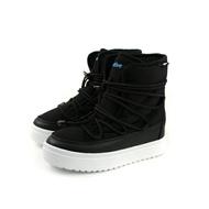 native CHAMONIX 雨靴 太空靴 厚底 黑色 中童 童鞋 42106000-1105 no787