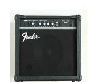 多功能雙輸入 40W fender音箱 40瓦電吉他電貝司通用音箱