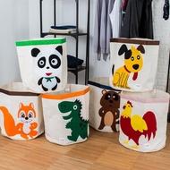 動物造型可摺疊洗衣籃 折疊洗衣袋 收納籃