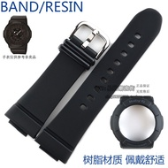 8-23✈Original Casio BABY-G strap accessories BGA-131-1B/BGA-132/BGA-160 black case frame